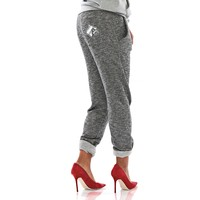 Louisville Cardinals Let Loose by RNL Juniors Bowery French Terry Jogger – Charcoal