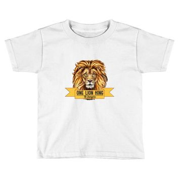 Lion King Toddler T-shirt