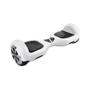 """Electric Scooter Hoverboard Denver Electronics DBO-6501 6,5"""" White"""