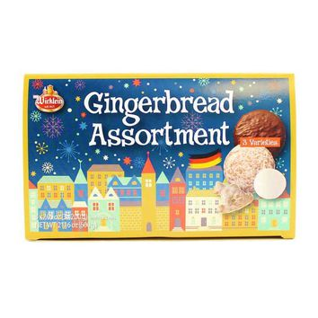 Wicklein Large Lebkuchen Gingerbread Assortment, 21 oz