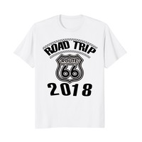 ROAD TRIP 2018 Tshirt Route 66
