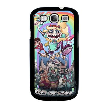 DISNEY STAR VS THE FORCE OF EVIL Samsung Galaxy S3 Case Cover