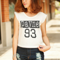 Liam Payne Shirt Tank Top One Direction Clothing Women Tank Top T Shirt Women TShirt Girl Gifts