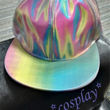 BACK TO THE FUTURE Cap MARTY MCFLY Hat Hoverboard