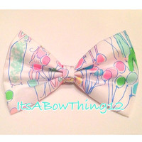 LAST ONES Lilly Pulitzer Resort White Pop Bow