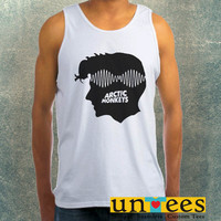 Alex Turner Arctic Monkeys Clothing Tank Top For Mens