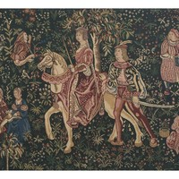 Noble Amazon Tapestry Wall Art Hanging