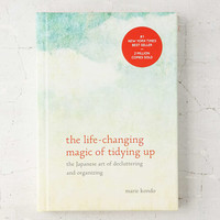 The Life-Changing Magic Of Tidying Up By Marie Kondo - Urban Outfitters