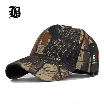 Camouflage Hunting Cap - 4 styles