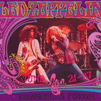 Led Zeppelin 11x17 Music Poster