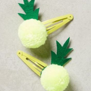 Jungle Gym Hair Clips by Anthropologie