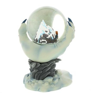 disney parks expedition everest yeti claw snow globe new with tags