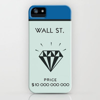 Occupy Wall Street? iPhone Case by AGRIMONY // Aaron Thong | Society6