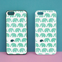 iphone 5 case,Elephants pattern,iphone 5S case,iphone 5C case,iphone 4 case,ipod 4 case,ipod 5 case,ipod case,Blackberry Z10 case,Q10 case
