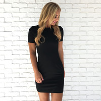 Queen Of Hearts Dress In Black