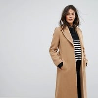 Whistles Belted Coat at asos.com