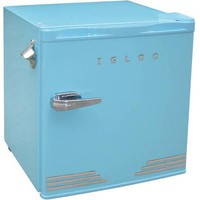 Igloo 1.6 cu ft Retro Compact Refrigerator with Side Bottle Opener - Walmart.com