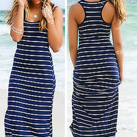 Seaside Beach Sundress
