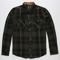 JETTY Snake Eyes Mens Flannel Shirt | Flannels