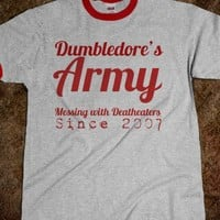 Dumbledore's Army: Messing with Deatheaters since 2007