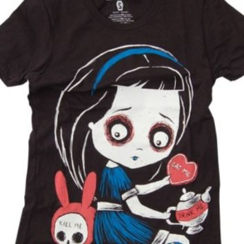 Temptation Of Alice Tshirt