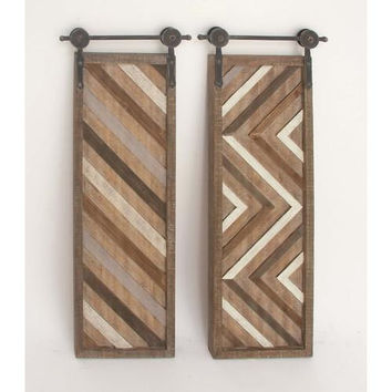 Best Metal And Wood Wall Decor Products On Wanelo