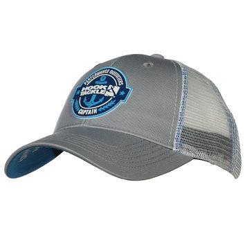 Captain Fishing Trucker Hat