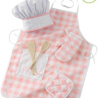 Kidkraft Tasty Treats Chef Accessory Set Pink