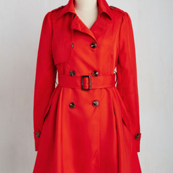 Seeking Soho Coat