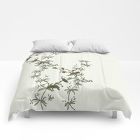 Pimpernel climbs Comforters by anipani