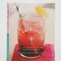 The Cocktail Club: A Year Of Recipes And Tips For Spirited Tasting Parties By Maureen Christian Petrosky- Assorted One