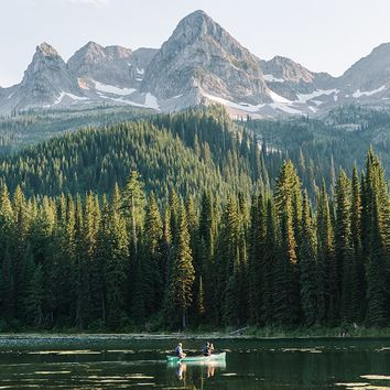 Lizard Range, British Columbia