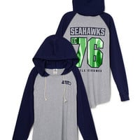 Seattle Seahawks Pullover Hoodie - PINK - Victoria's Secret