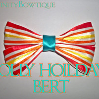 Mary Poppins Jolly Holiday Bert Bow