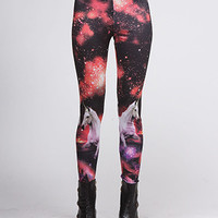 Galaxy Unicorn Leggings