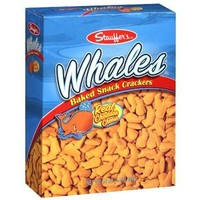 Walmart: Stauffer's Whales Baked Snack Crackers, 16 oz