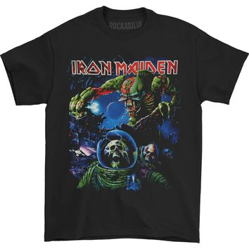 Iron Maiden Men's  Final Frontier 2010 Tour T-shirt Black