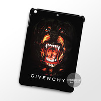 Givenchy Rottweiler Logo  iPad Case Case Cover Series