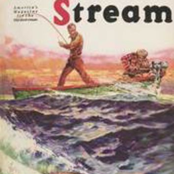 FIELD & STREAM: June 1930