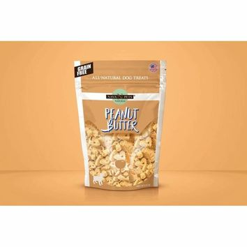 All Natural Dog Treats Grain Free Peanut Butter