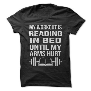 My Workout Is Reading In Bed