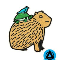 Chris Stedman - Friendly Capybara Patch