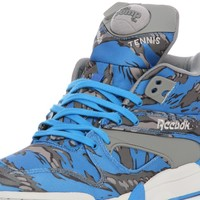 Reebok x Stash Court Victory Pump Blue | Free UK Shipping and Returns