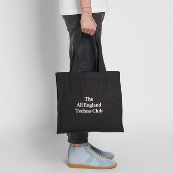 IDEA All England Techno Tote Bag