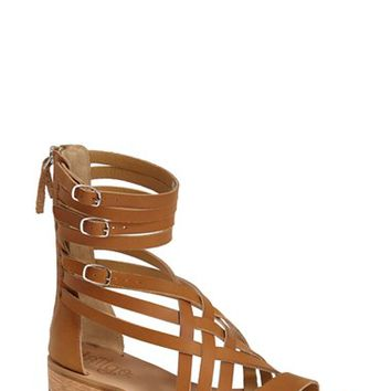 Women's Latigo 'Rue' Leather Gladiator Sandal,