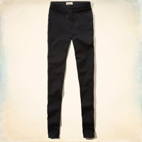 Hollister High Rise Ponte Leggings