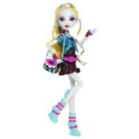 MONSTER HIGH® GHOULS NIGHT OUT™ LAGOONA BLUE® Doll - Shop.Mattel.com