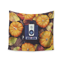 "Libertad Leal ""The Four Seasons: Fall"" Wall Tapestry"
