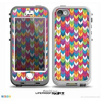 The Color Knitted Skin for the iPhone 5-5s NUUD LifeProof Case for the LifeProof Skin