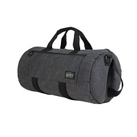 "RYOT 16"" Pro-Duffle Carbon Series with SmellSafe and Lockable Technology in Black"